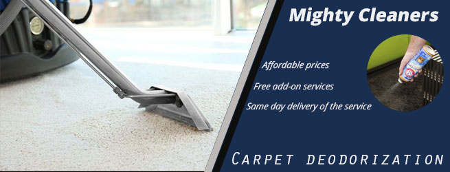Carpet Deodorization